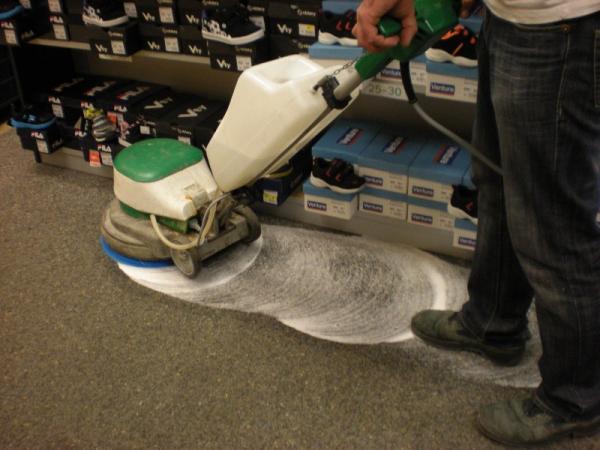 čistenie kobercov
