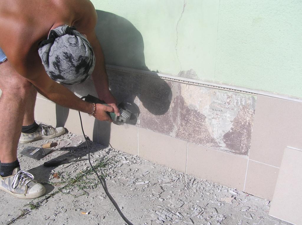 opravy fasad